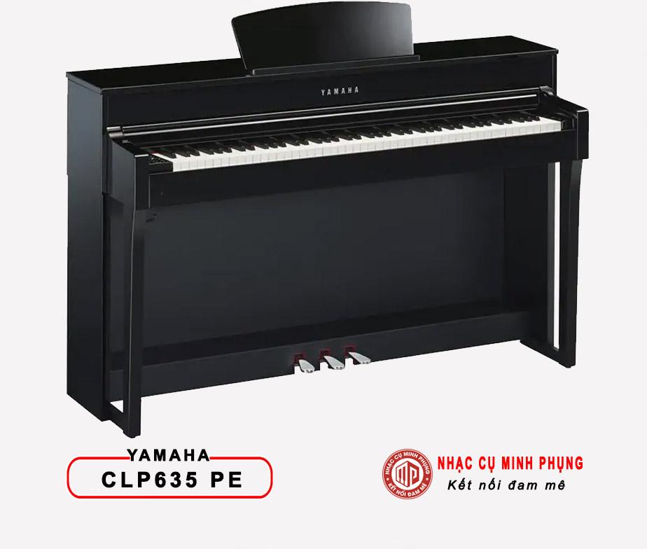 Đàn Piano Điện Yamaha CLP 635 PE
