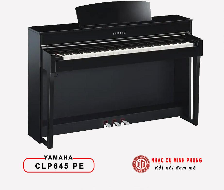 Đàn Piano Điện Yamaha CLP 645