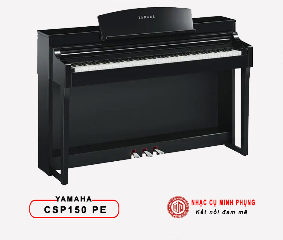 Đàn Piano Điện Yamaha CSP 150 PE