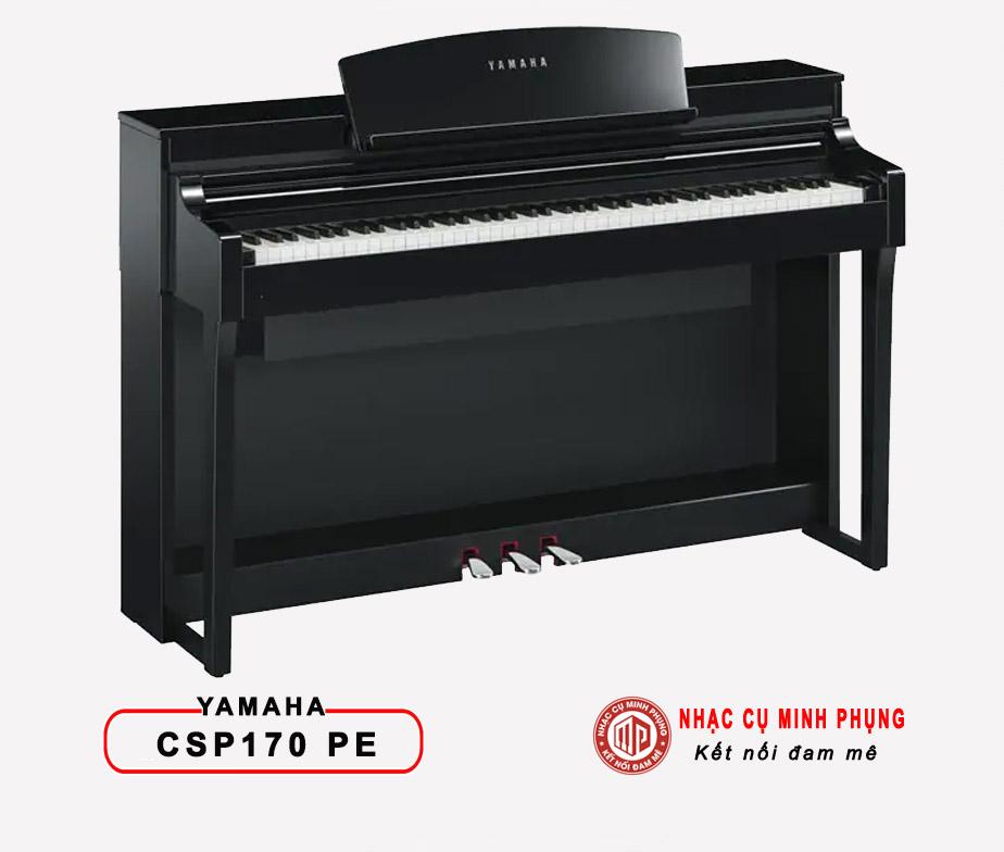 Đàn Piano Điện Yamaha CSP 170 PE