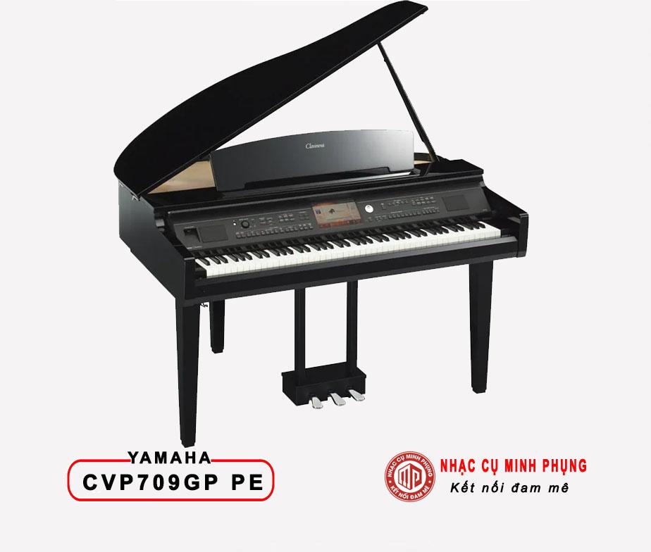 Đàn Piano ĐIện Yamaha CVP 709 GP PE