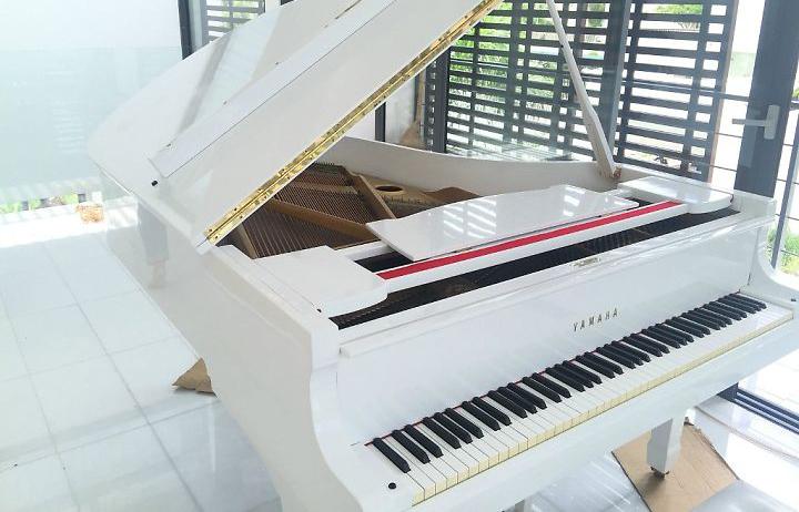 Đàn Piano Cơ Yamaha Grand GB1K PWH