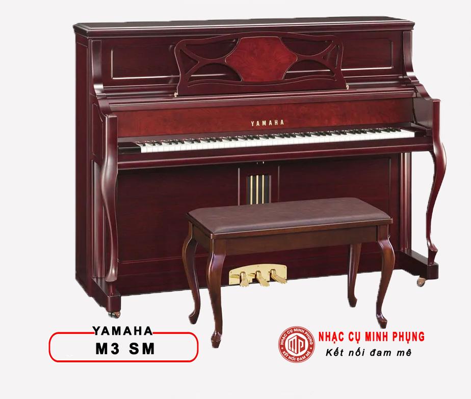 Đàn Piano Cơ Yamaha M3 SM