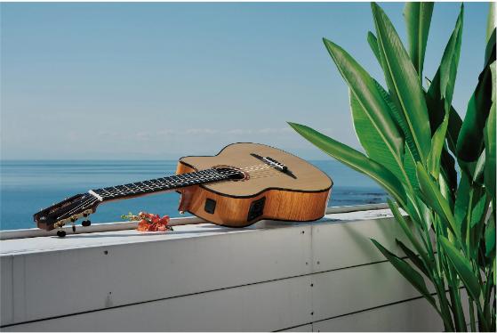 Đàn Guitar Yamaha Classic NTX500 Natural