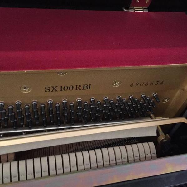 đàn piano cơ Yamaha SX100RB1 - Thế giới nhạc cụ Minh Phụng