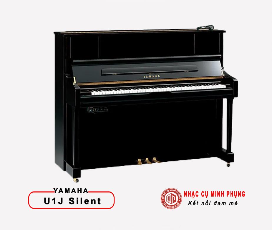 Đàn Piano Cơ U1J Silent PE
