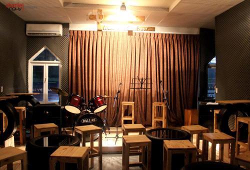 Cac quan cafe piano lang man o Sai thanh