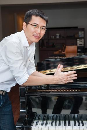 Cay dan piano giong nhu mot nguoi ban chung tinh