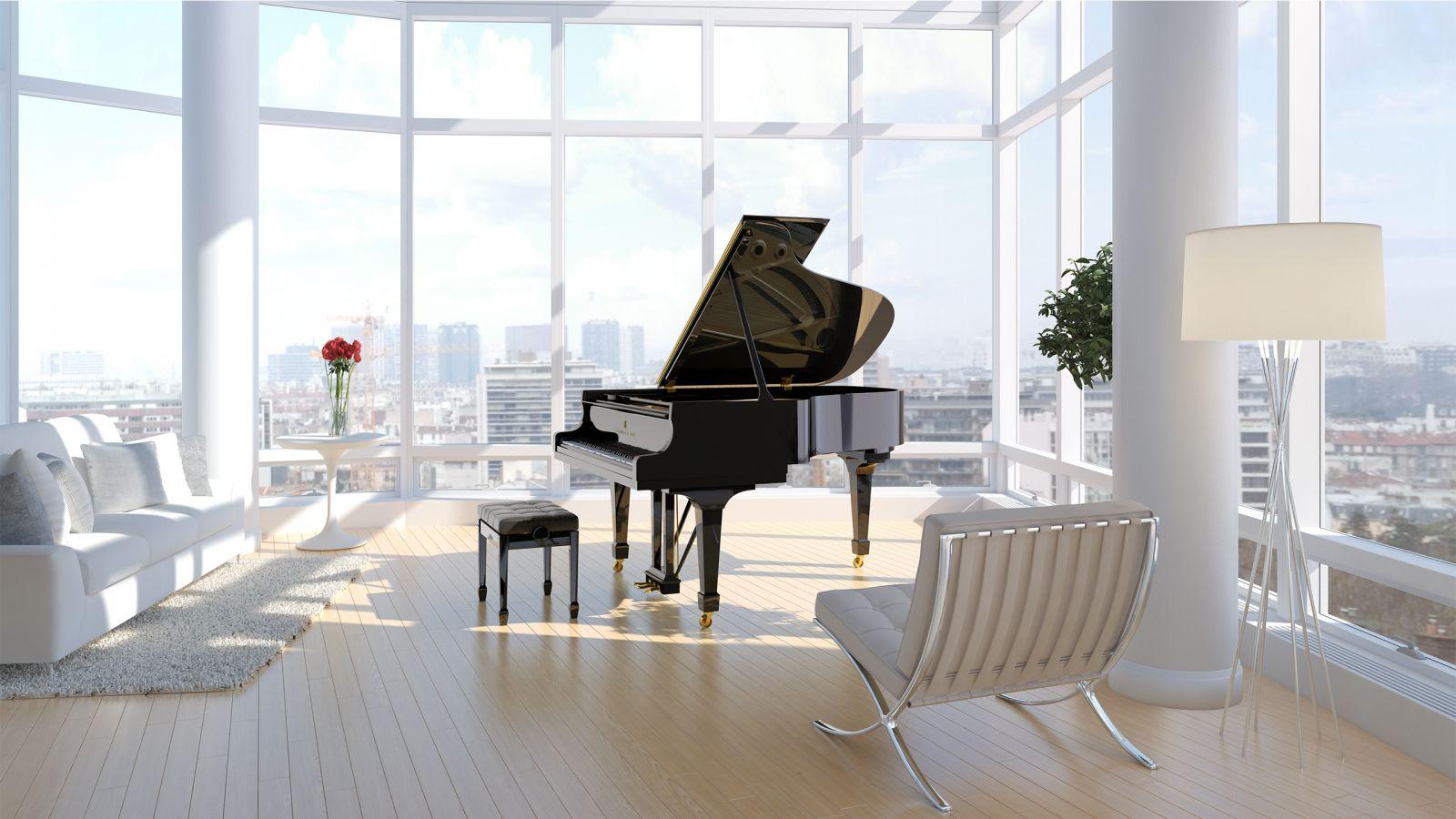 Đàn grand piano Yamaha A1
