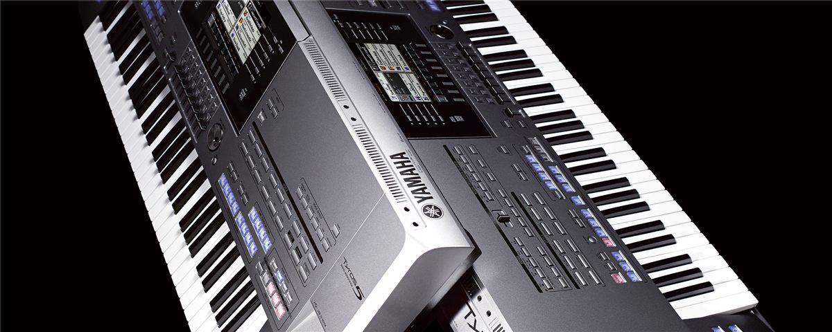 Đàn organ Yamaha Tyros 5-61 - Thế giới nhạc cụ Minh Phụng