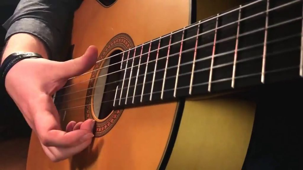 đàn guitar yamaha c80 gỗ nato