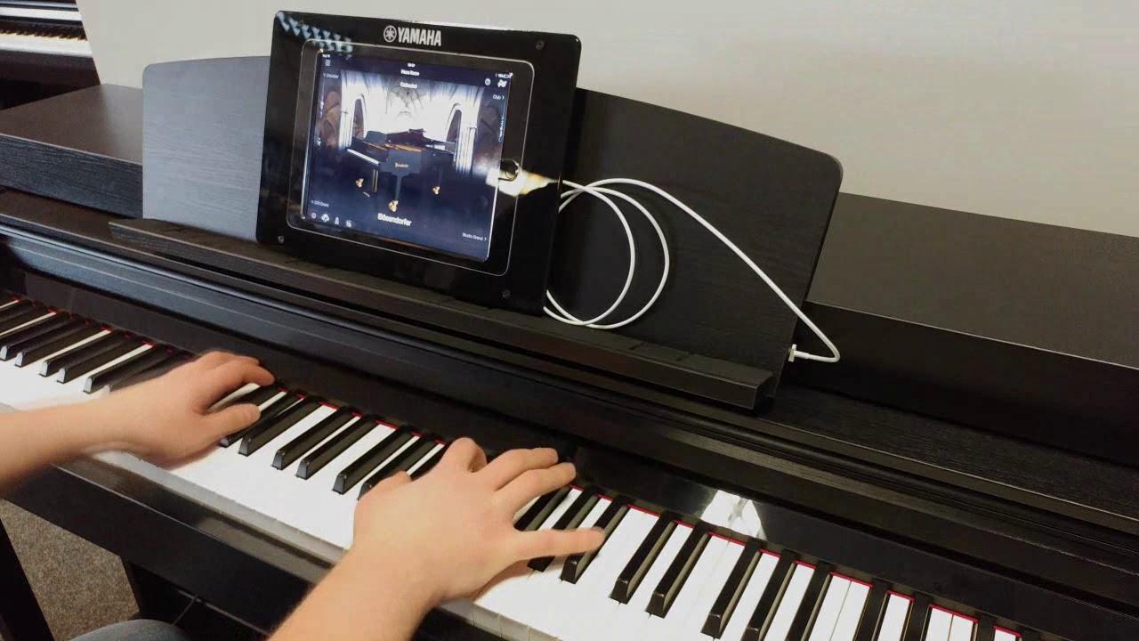 Đàn Piano ĐIện Yamaha CLP 645 PE