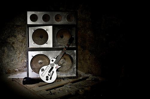 Xuat xu dan guitar dien