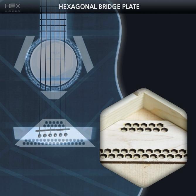 ĐÀN GUITAR ACOUSITC HEX FX750CE