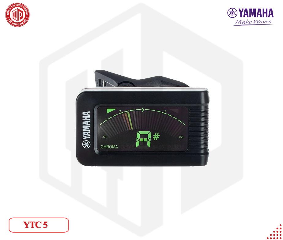 Tuner Guitar Yamaha YTC5