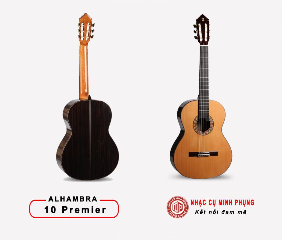 Đàn Guitar Classic Alhambra 10P