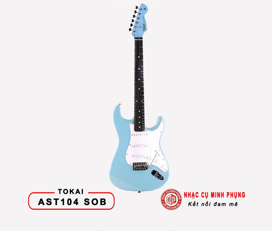 Đàn Guitar Điện Tokai AST104 SOB