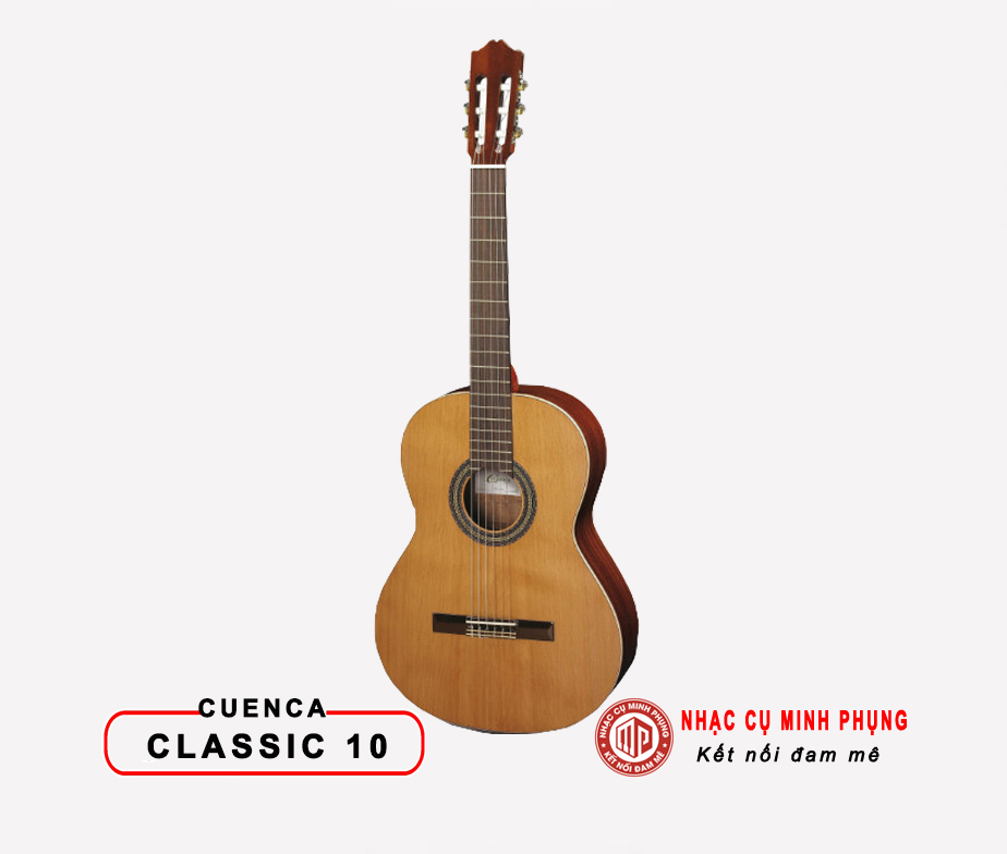 Đàn Guitar Classic Cuenca 10