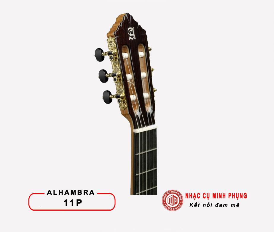 Đàn Guitar Classic Alhambra 11P