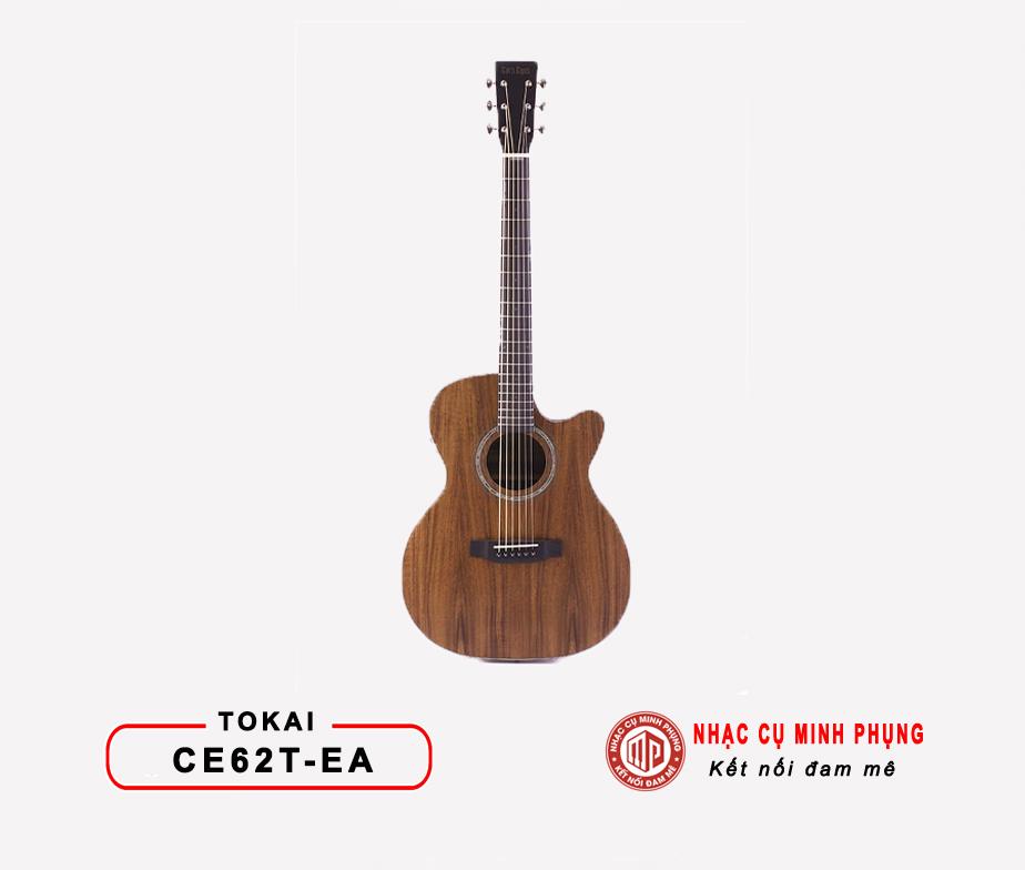 Đàn Guitar Acoustic Tokai CE62T-EA