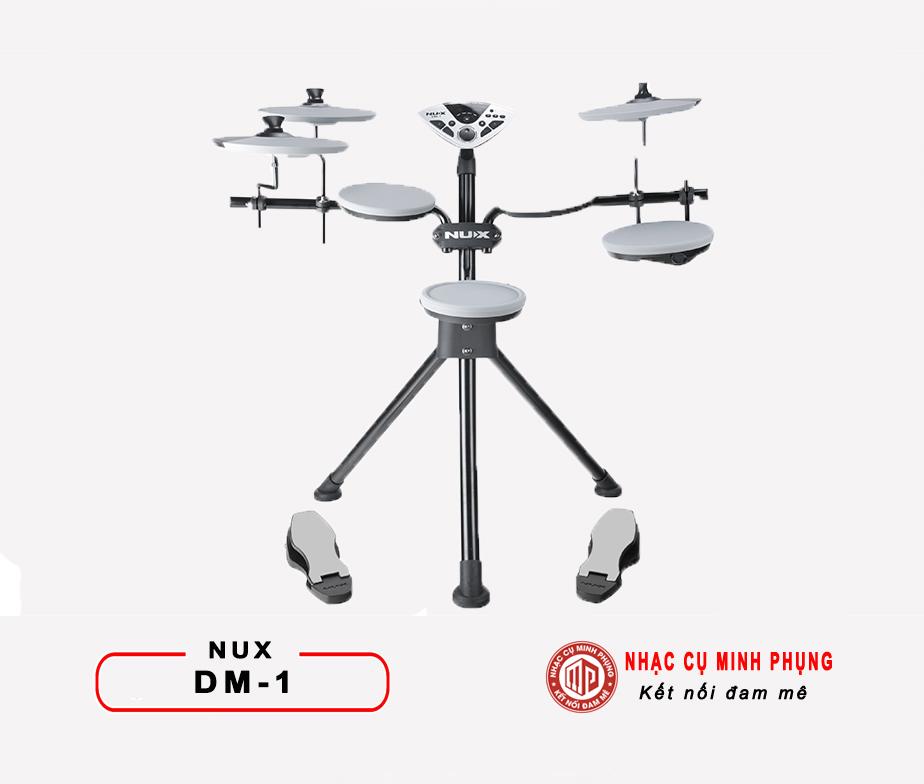 Trống điện tử Nux DM1