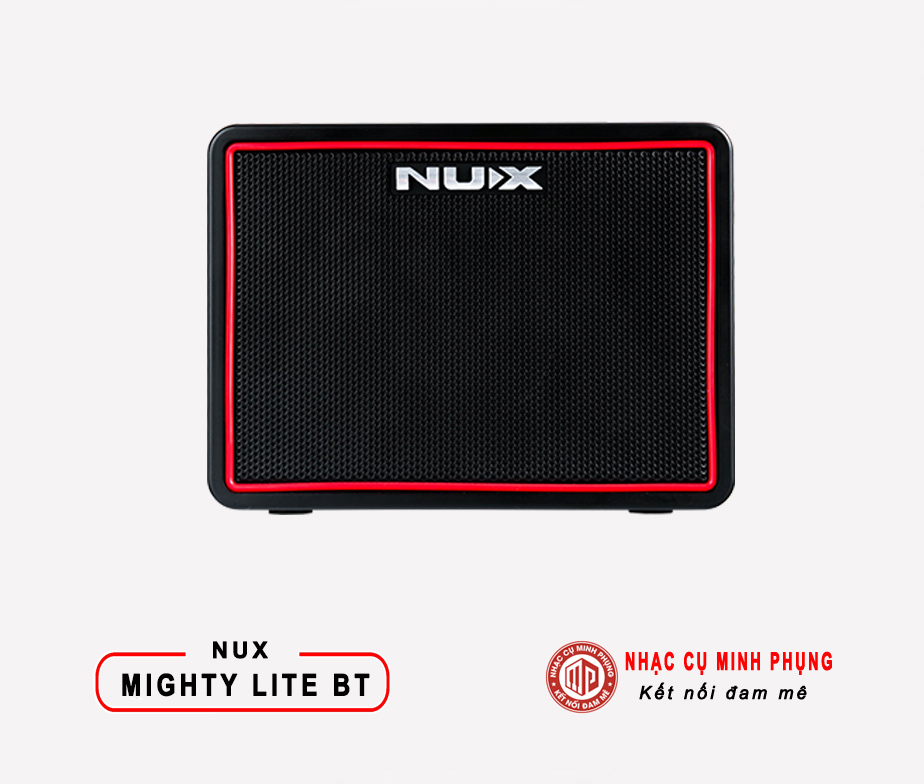 Amplifier Nux  Guitar Điện Mighty Lite BT