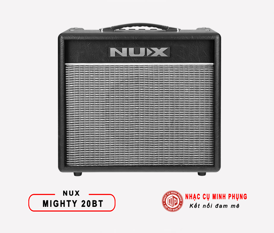 Amplifier Nux Guitar Điện Mighty 20BT