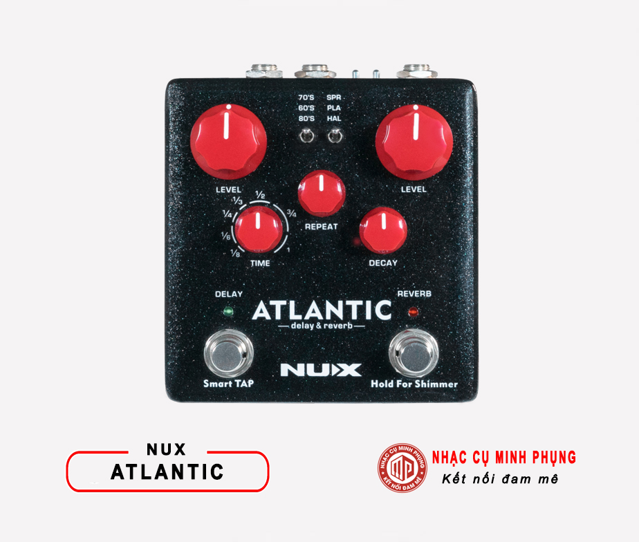 Effect Nux Delay & Reverb Atlantic