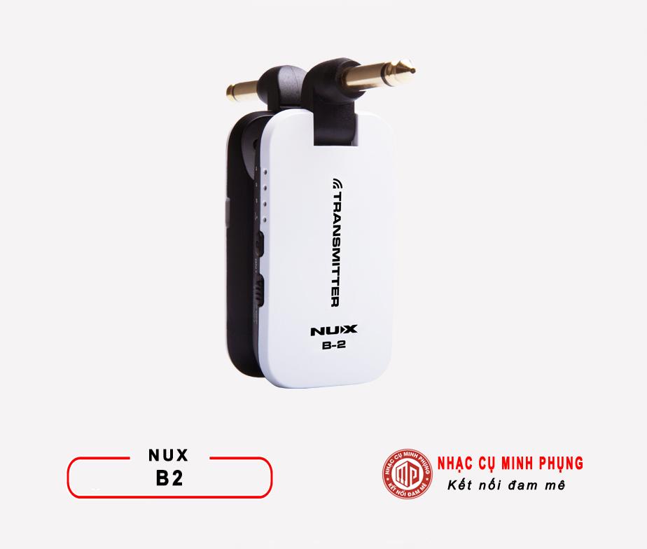 Wireless System Nux B2