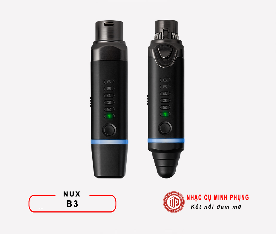 Wireless System Nux B3