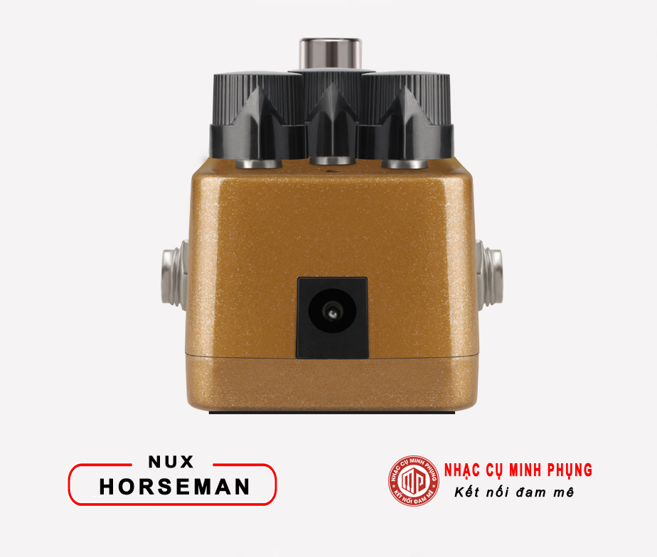 Overdrive Pedal Nux Horseman