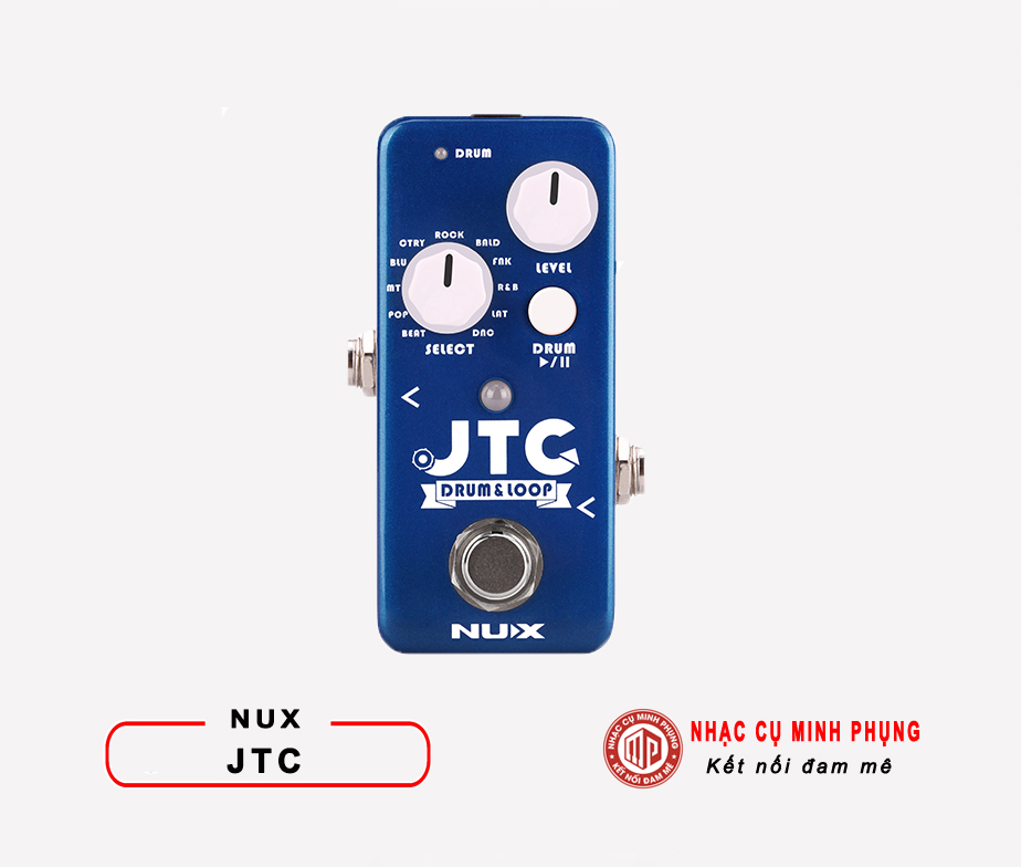 Drum & Loop Nux JTC