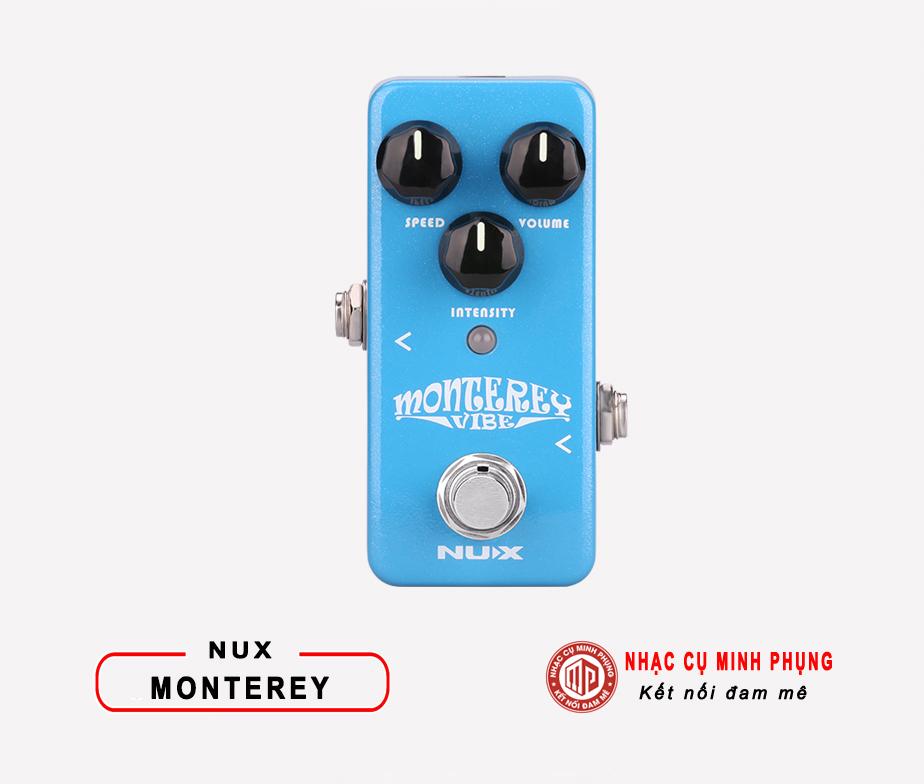 Vibe Nux Monterey