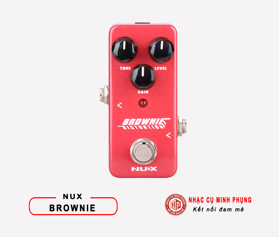 Distortion Nux Brownie