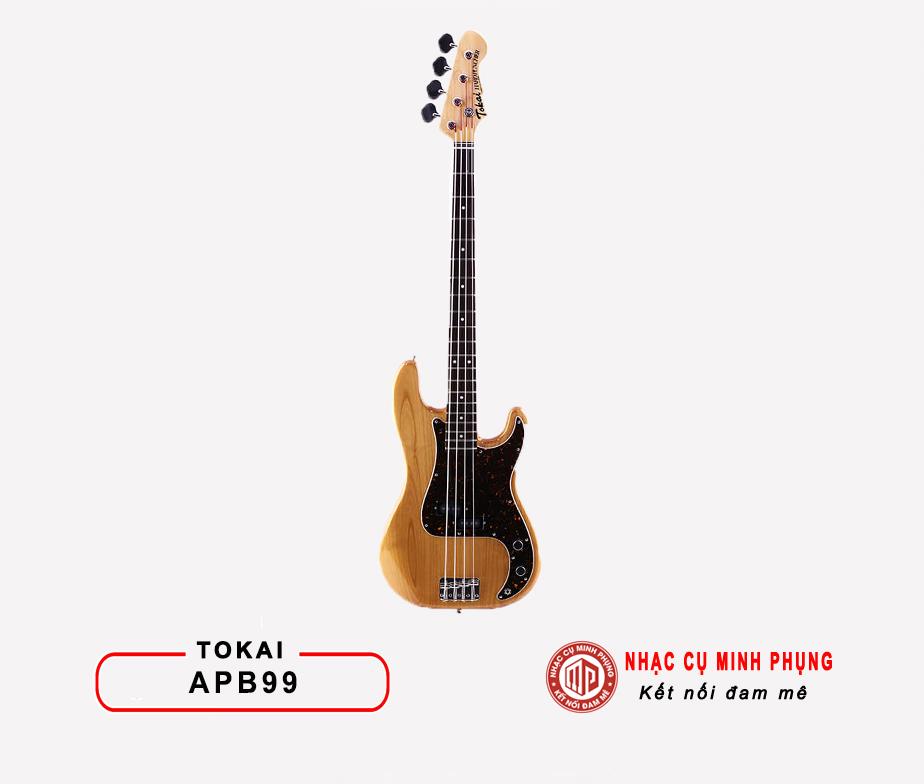 Đàn Guitar Điện Tokai APB99