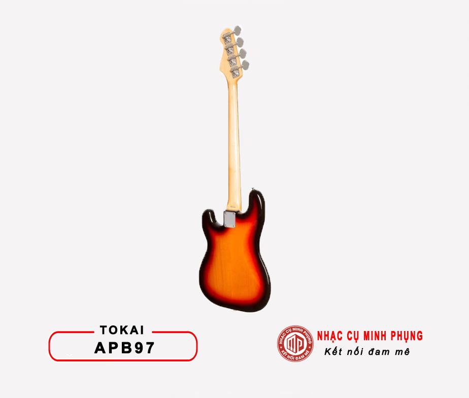 Đàn Guitar Điện Tokai APB97