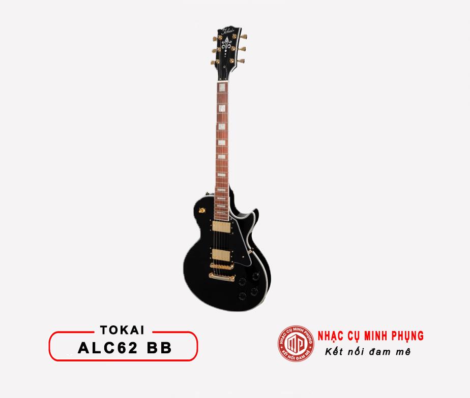 Đàn Guitar Điện Tokai ALC62 BB