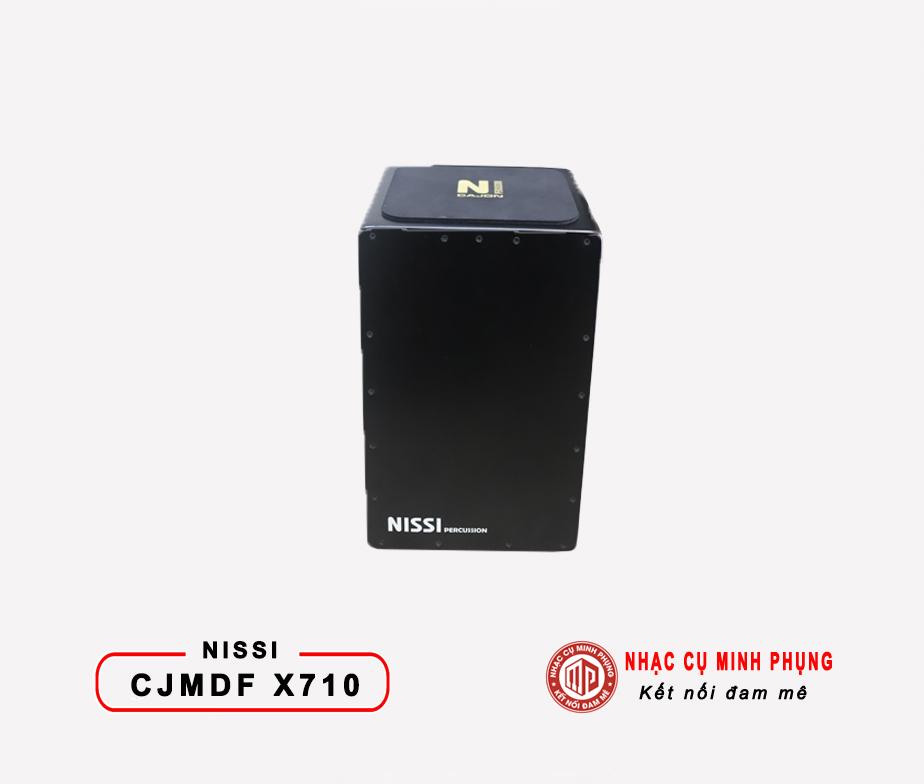 TRỐNG CAJON NISSI CJMDFX710