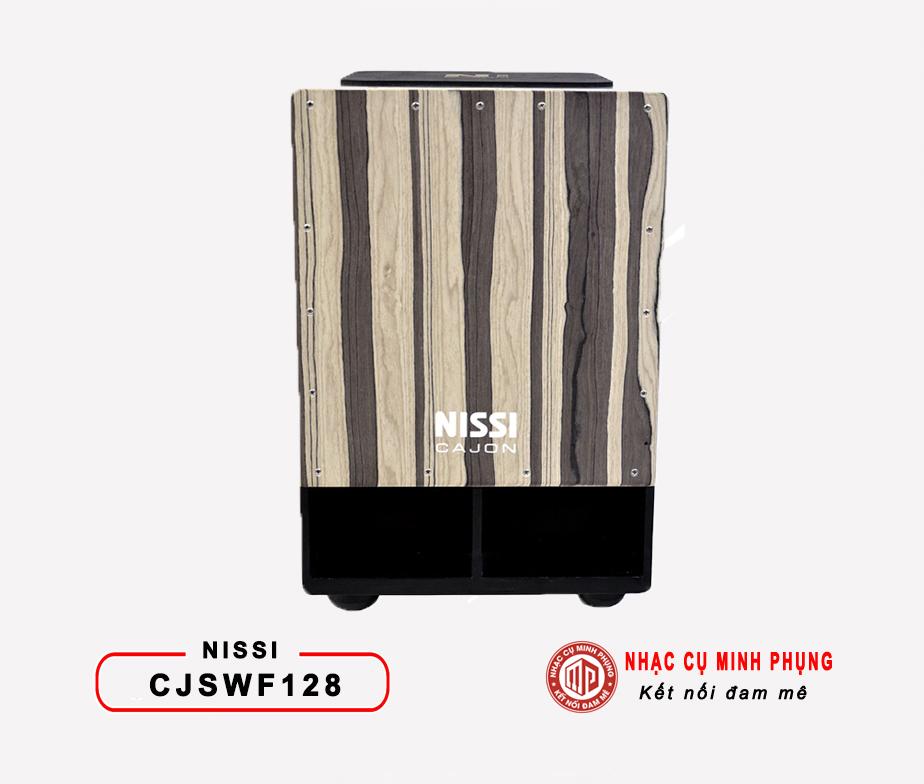 TRỐNG CAJON NISSI CJSWF128