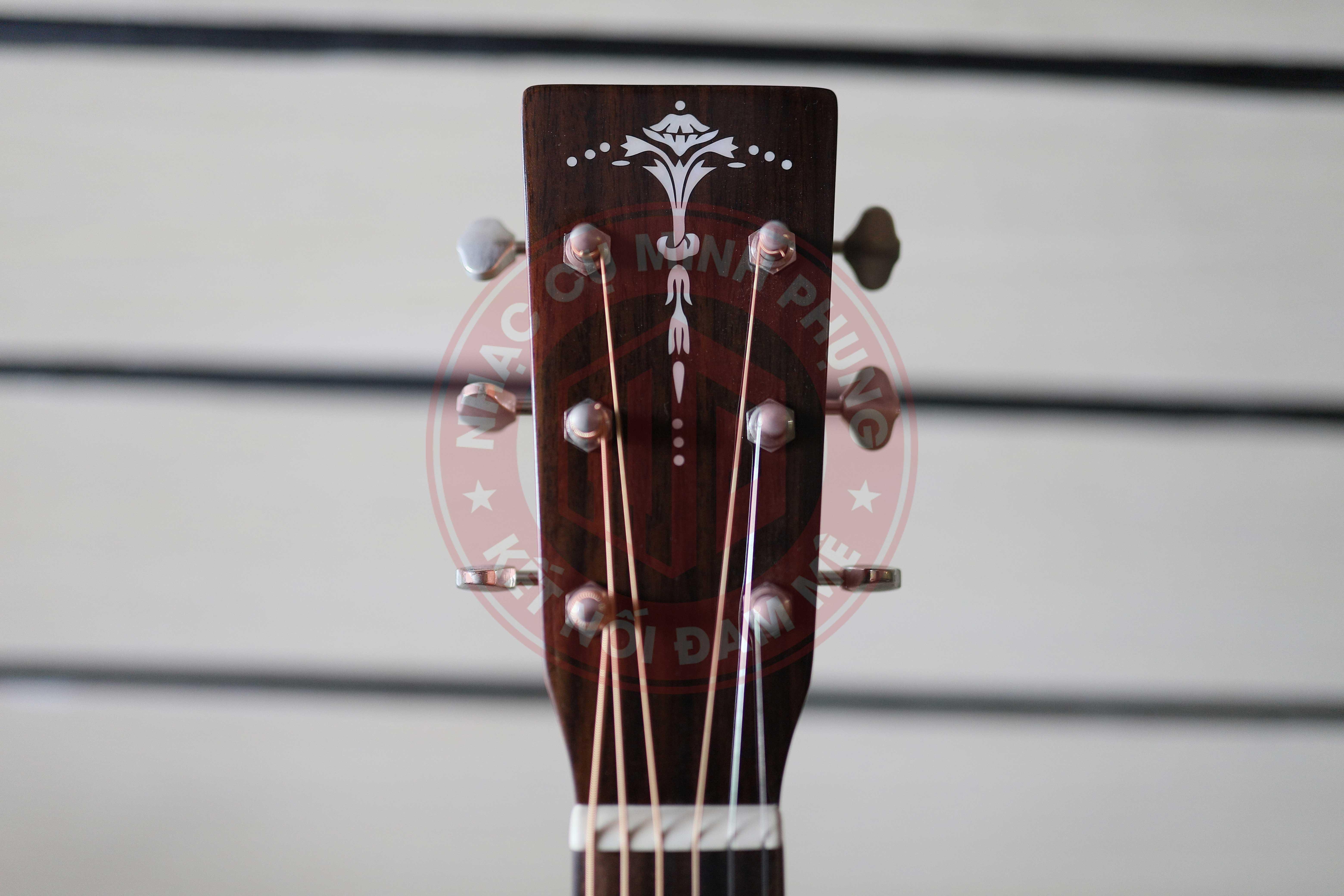 Đàn Guitar Acoustic Tokai CE57