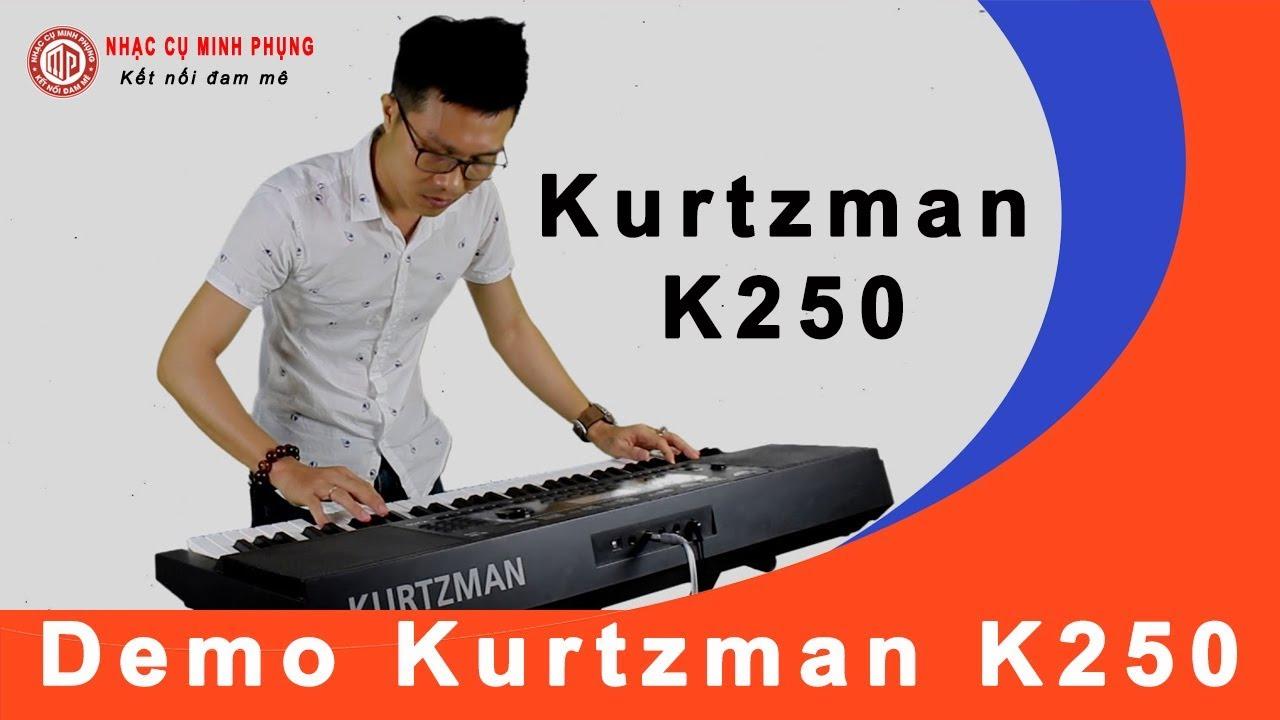 Phiên bản nâng cấp của Kurtzman K250