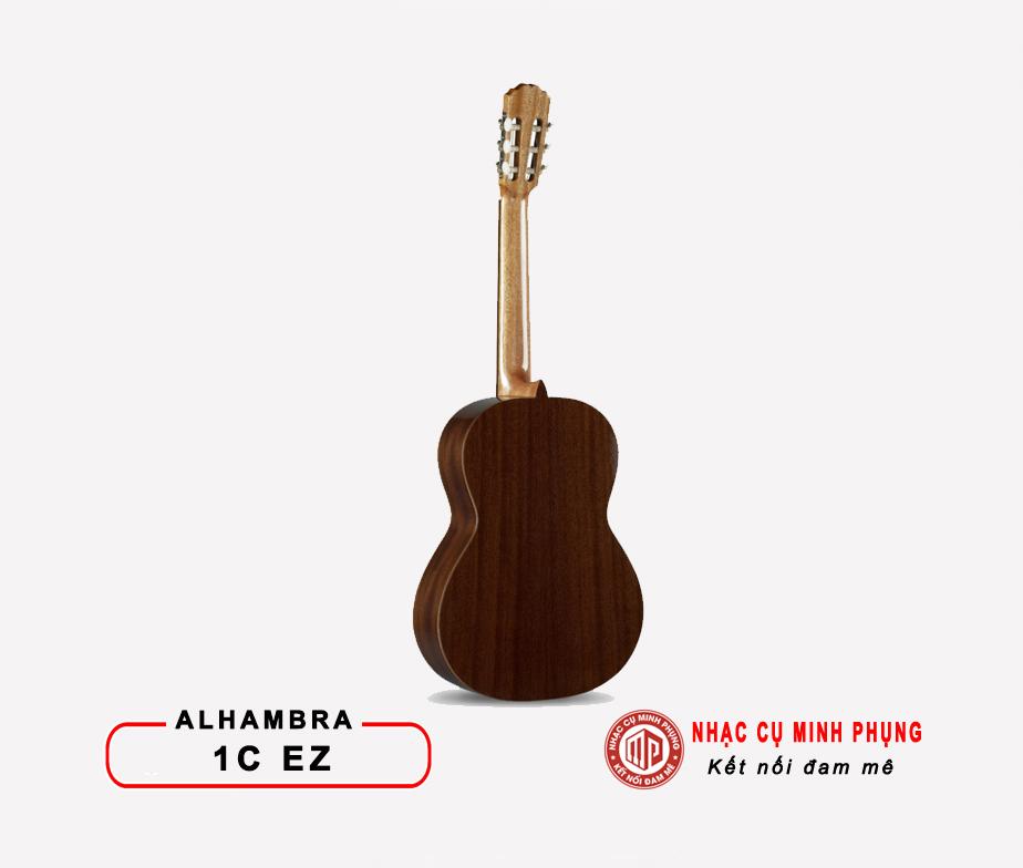 Đàn Guitar Classic Alhambra 1C EZ
