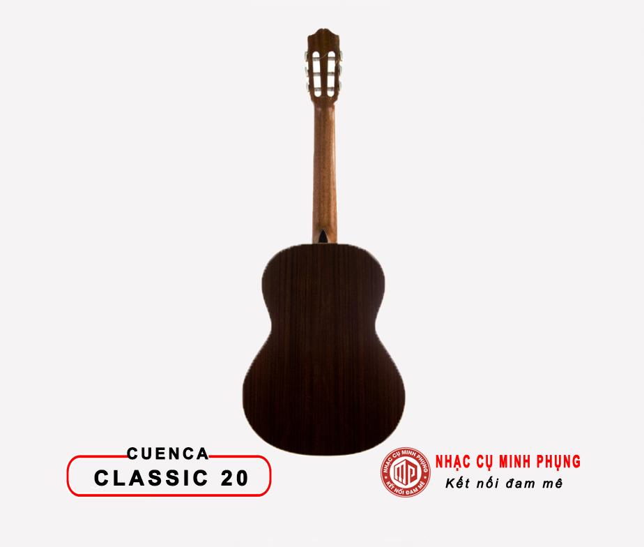 Đàn Guitar Classic Cuenca 20