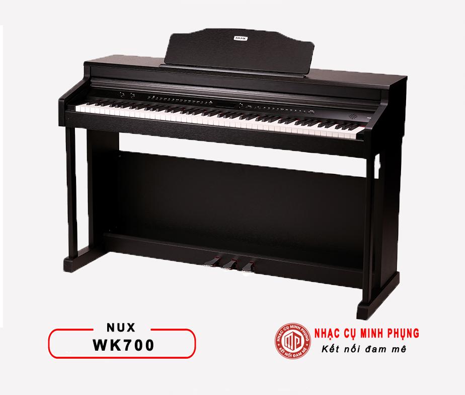 Đàn Piano điện Nux WK700