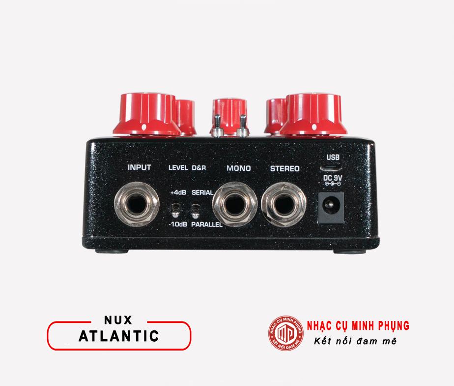 Effect Nux Delay & Reverb Atlantic