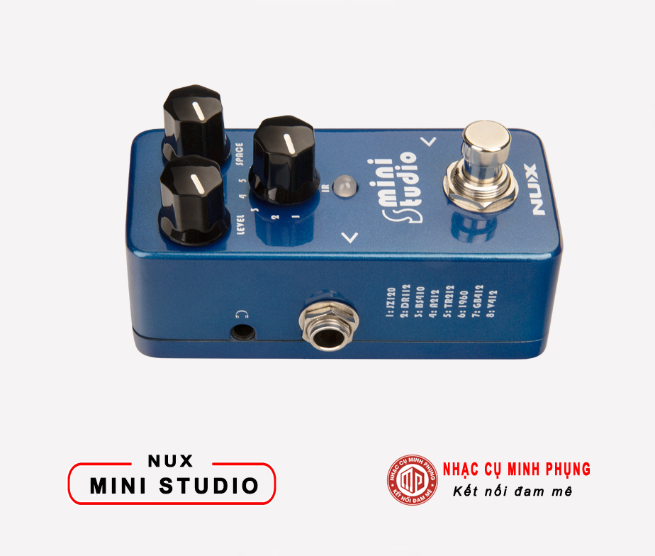 IR Loader Nux Mini Studio