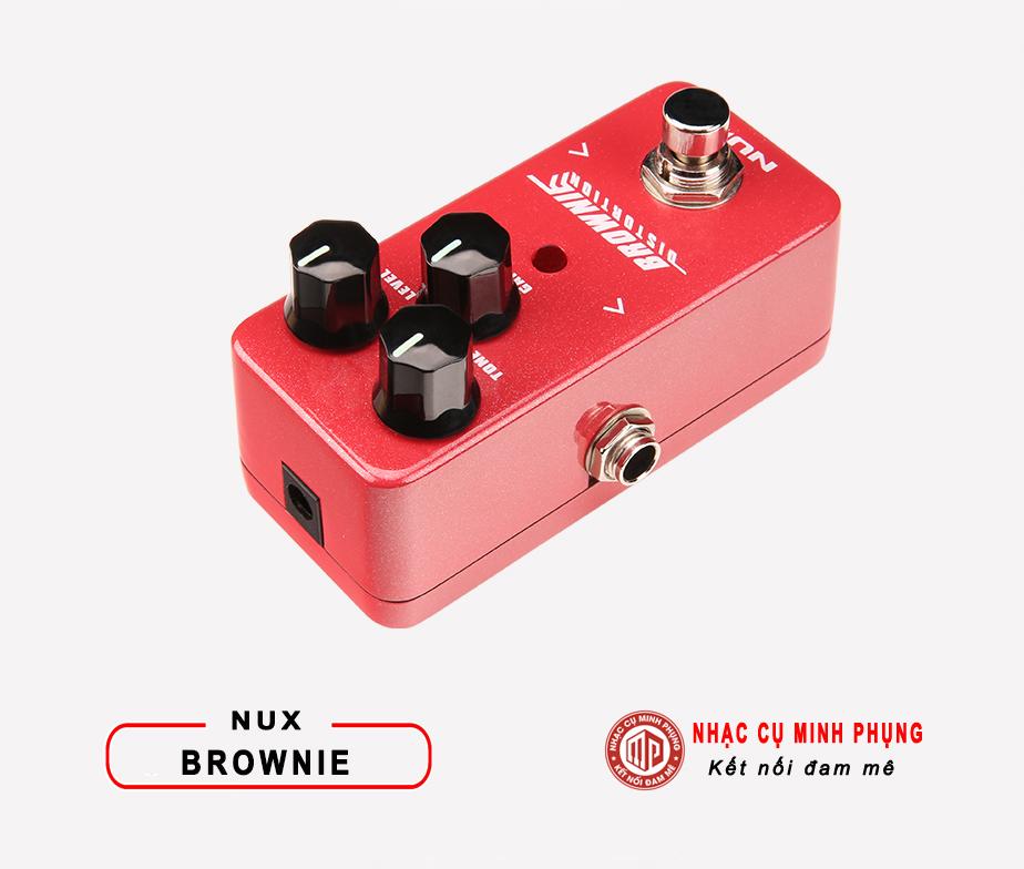 Distortion Nux Brownie