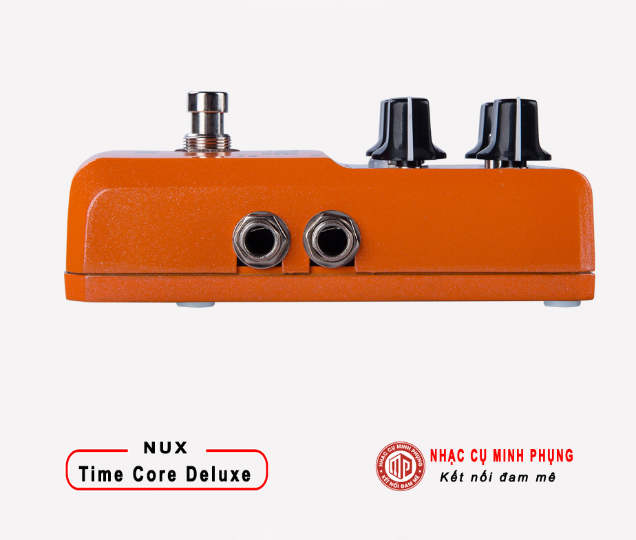 Delay Pedal Nux Time Core Deluxe