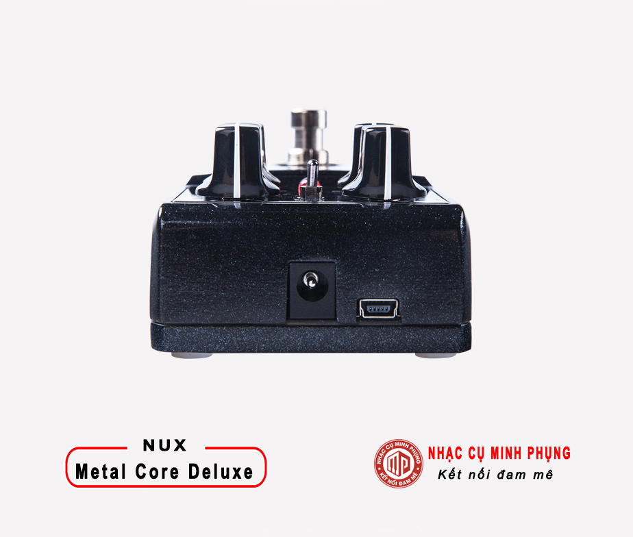 Distortion Pedal Nux Metal Core Deluxe