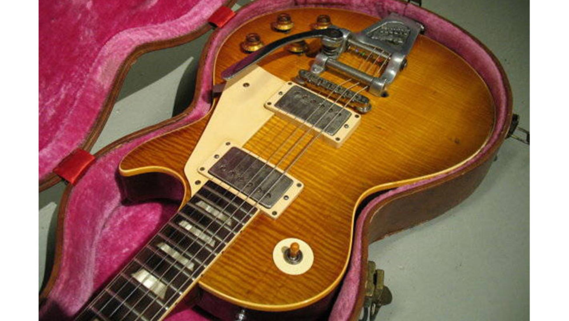 Guitar đắt nhất